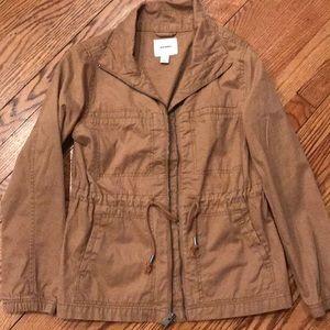 Old navy twill utility jacket